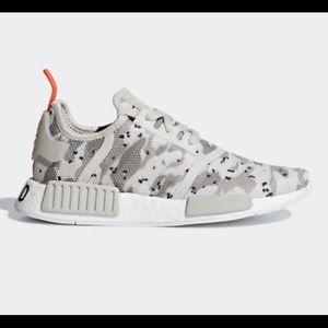 adidas Shoes - Adidas Camo NMD's